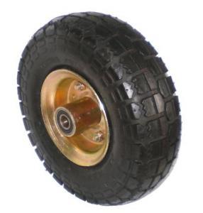 China Rubber on Steel Pneumatic Wheel (Black) (EH05-12-200K-612) on sale