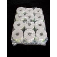 Best 12rolls Packing Toilet Tissue Paper Roll 10 x 10cm Recycle Wood Pulp wholesale