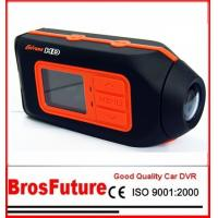 Best 1.5 Inch TFT LCD 1080P Waterproof Car Black Box 85 degree Angle for Sports Helmet Camera wholesale