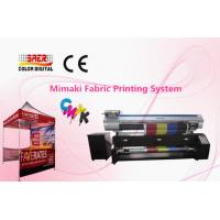 Best Large Format Directly Mimaki Textile Printer With High Speed Epson DX7 Head wholesale