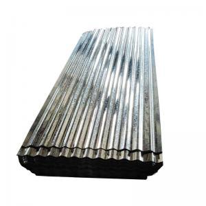 Best SGCC, G550, JIS G3302 Steel Regular Spangle Galvanized Sheet Metal Roofing wholesale