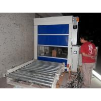 China 380V / 50HZ Goods Air Shower Pass Box With Auto Roll Conveyor Line on sale