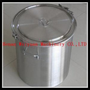 Best food grade stainless steel hot water storage tank Stainless Steel Oil Tanks wholesale