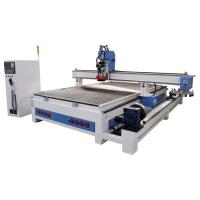 Best Woodworking 4 Axis Cnc Router Engraver Machine , 380v 9.0KW Axyz 4th Axis Cnc Router wholesale