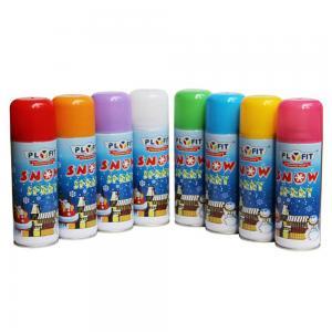 Best Custom Dia52x130mm Dia45 X120mm Party Snow Spray Inside Outside Use wholesale