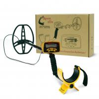 Buy cheap 9V Long Range Metal Detector For Diamond / Underground Treasures Gold Finder from wholesalers