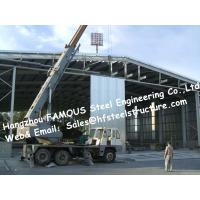 China Famous Builders and Contractors for Structural Steel Hanger And Structure Prefabricated Building