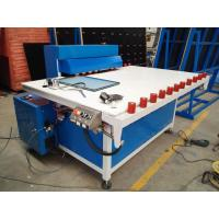 Cheap Single Side Heated Roller Press Machine for Double Glazing,IGU Heat Press Table for sale