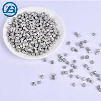 Best 99.99% Magnesium Oxide Pellet Mg Granules For Drinking Water Treatment Flliter for washing wholesale