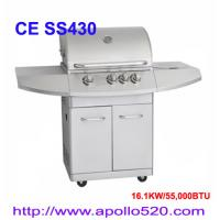 China Stainless BBQ Outdoor Grills on sale