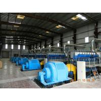 Best 60MW Electric Station Heavy Fuel Oil Power Plant 3 Phase Diesel Engine wholesale