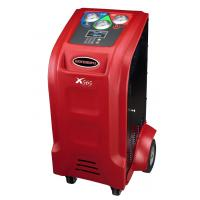 China 2 In 1 AC Refrigerant Recovery Machine Screen 5.0 Inche High Pressure Protection on sale
