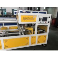 Best Water Cooling Type Plastic Pipe Belling Machine , Automatic Belling Machine wholesale