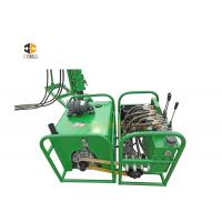 China Lightweight Engineering Drilling Rig 60m Slope Reinforcement Full Hydraulic Anchor Drilling Rig on sale