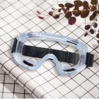Best Wholesales Wide Vision Protective Safety Goggles Disposable Indirect Vent Anti-Fog Splash Goggles Glasses wholesale
