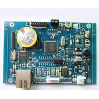 Best Circuit Board Electronic SMT PCB Assembly FR4 Epoxy Resin Base Material 1OZ Copper wholesale