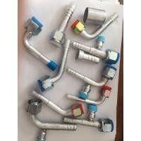 Best #6 #8 #10 #12 R134a Straight Barbed O-Ring Female Fitting for AC Air Conditioning Reduced Barrier Hose wholesale