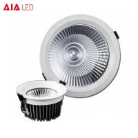 Best led downlight ip65& led round recessed downlight led downlight 30wfor home bathroom wholesale