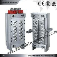Best Energy Saving Injection Blow Moulding 35.2 - 51.8 G / S Rate 772 - 1050 G wholesale