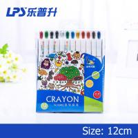 Non Toxic Twist Up Crayons Flesh Colored Crayon Highlighter Super Smooth