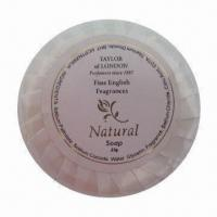 Buy cheap 25g Natural Hotel Soap, OEM Orders are Welcome from wholesalers