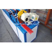 Best Full Automatic Fly Saw Cutting Shutter Door Forming Machine Making Steel Strip wholesale