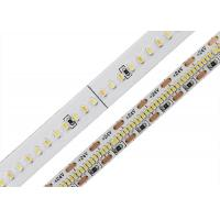 China Single Color Warm White Led Strip Lights SMD 2110 24V High CRI 90 22W 10MM Width on sale