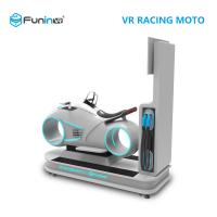 Best Multiplayer Online VR Motion Simulator Go Faster With Various Game Scenes wholesale
