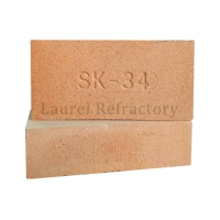 China Refractory Fire Clay Brick Fire bricks High temperature resistant for kiln car, linings on sale