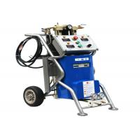 Best Full Pneumatic Polyurethane Spray Machine 25Mpa Max For Exterior Wall Insulation wholesale