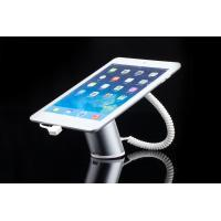 COMER security clamp cell phone display holders with charging and alarm function