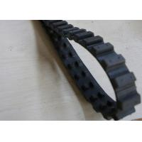 Buy cheap High Tractive Force Robot Rubber Tracks Custimzed Size For Lawn Mover from wholesalers