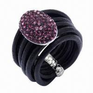 Best Crystal Skull Ring wholesale