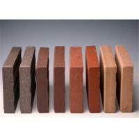 China Light Weight Clay Brick Pavers Colorful for Outdoor Patio Flooring on sale