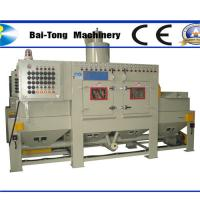 Best Anti Explosion Automatic Sandblasting Machine Compact Working Cabinet For Steel Plate wholesale