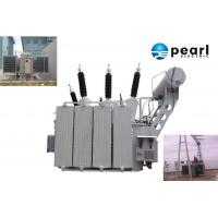 Best Low On Load Loss, Oil Immersed Power Distribution Transformer For 220kV Grid wholesale