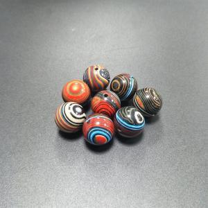 Best Luxury Colorful Rainbow Carbon Fiber Products Beads Bracelet Ball Unique Decorations wholesale
