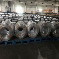 China High Carbon Galvanized Steel Wire For Wire Rope , Galvanized Wire Roll on sale
