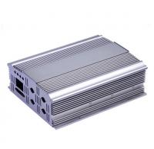 China Silvery Polishing Aluminium Extrusion Profiles Aluminum Cover on sale