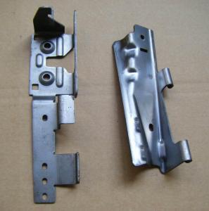 China Custom Sheet Metal Brackets Precision Metal Stamping Parts Custom Made on sale