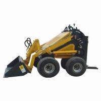 Best Skid Steer Loader, Equipped with 14.9kW Import Briggs and Stratton Engine, 380kg Loading Capacity wholesale