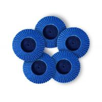 Best Fine Grit Mini Flap Disc Zirconia 50mm100mm Multi Size Available 8mm Thick wholesale