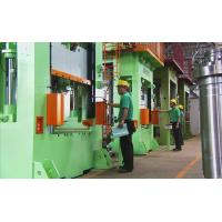 """Best 4 Column Heavy Duty Hydraulic Press Machine Reliable Operation Processing Size 2""""-8"""" wholesale"""