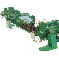 Best Long Life Metal Sheet Straightening Machine From Cut To Length Production Line wholesale