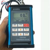 Best AA Battery Powered Chrome Digital Coating Thickness Gauge /  Car Paint Tester wholesale