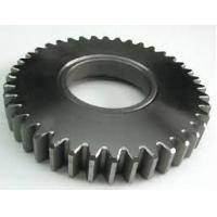 China Professional cylindrical metal spur gear on sale