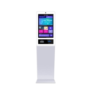 China RK3288 22 300cd/m2 1366x768 Self Service Ordering Kiosk on sale