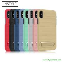 Best Factory Wholesale Plastic Phone Case, Hard PC mobile Case, Case Cover with kickstand, colorful anti-slip mobile case wholesale