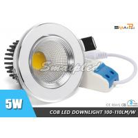 Best CE RoHS Approved 5W Mini LED Downlights Recessed For Ceiliing Housing wholesale