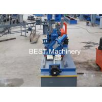 China PLC Control Gypsum Drywall Stud And Track Main Channel Furring Channel Roll Forming Machine on sale